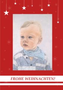 """""""Weihnachtssternchen rot"""" wksfr"""