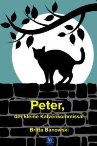 Peter der kleine Katzenkommissar, Buchillustration, Illustrationen, Buchillustrationen, Kinderbuch, Inga Prasse, Britta Banowski