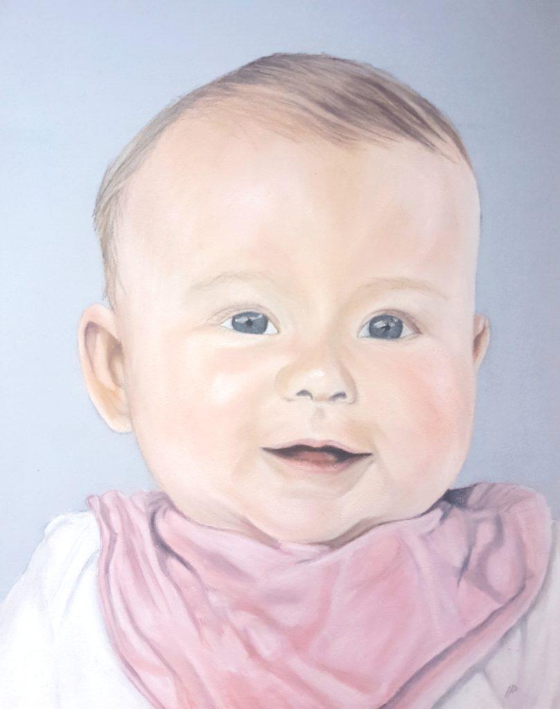 Portrait, Inga Prasse